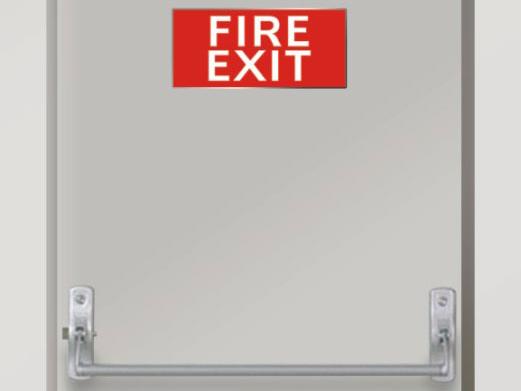 Yangına Dayanımlı Kapılar